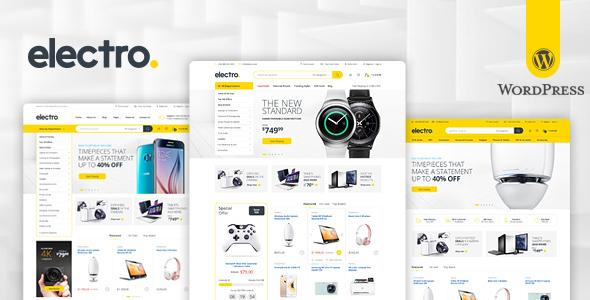 10 theme bán hàng đẹp cho WordPress tháng 5-2019 thumbnail